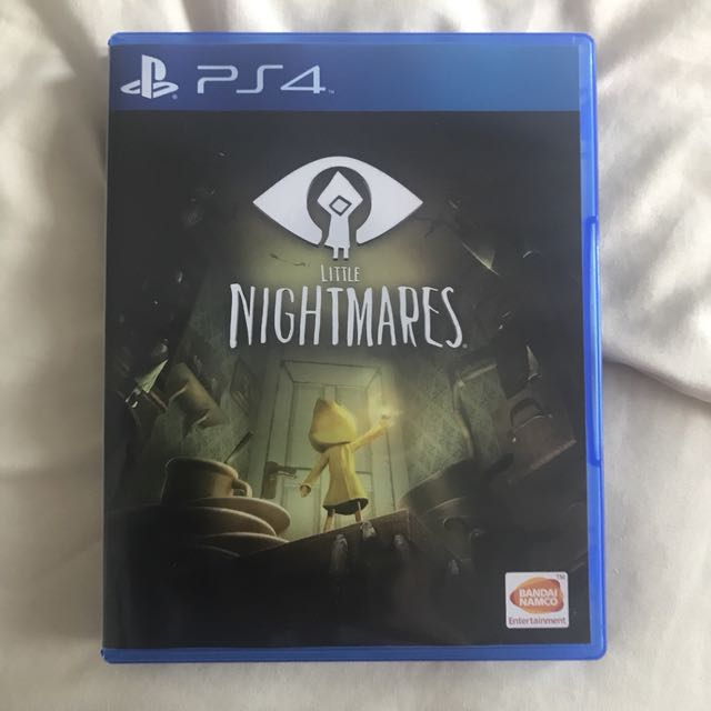 Kaset PS4 Little Nightmare (puzzle game)