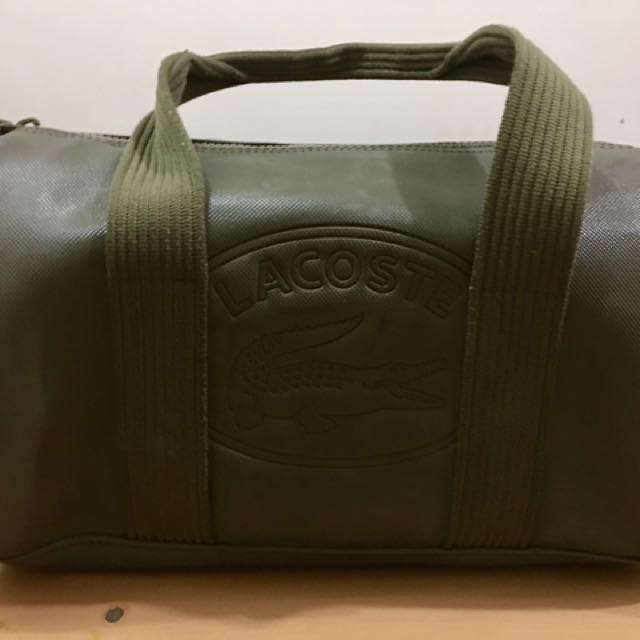Lacoste Doctor's Bag REPRICED!