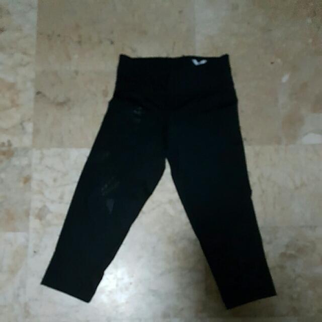 Leggings black (S) kids