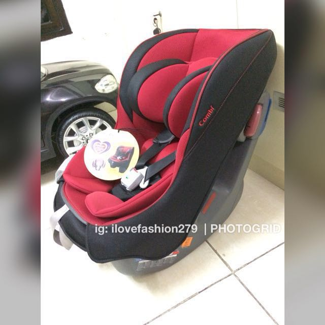 Like NEW Car seat COMBI Coccoro EG UB