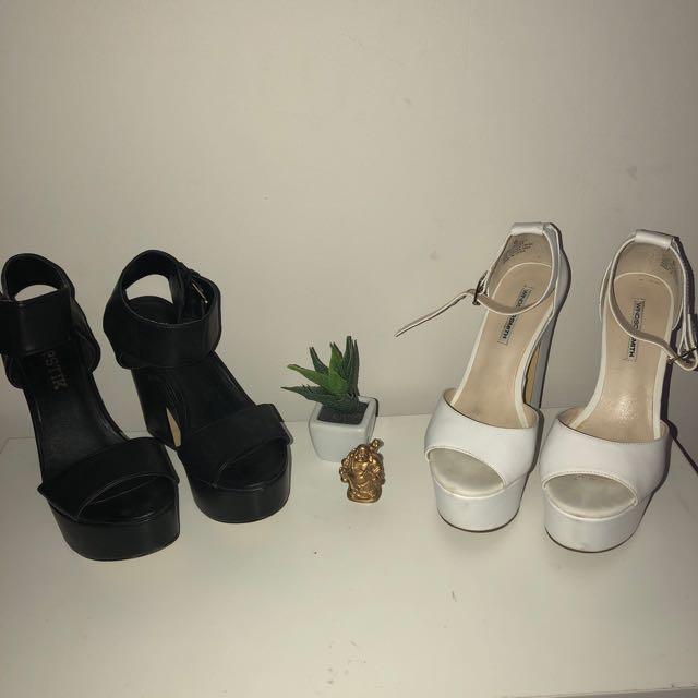 Lipstik and Windsor Smith heels!