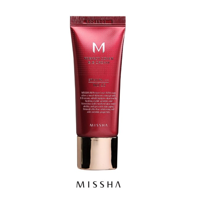 M perfect cover BB cream SPF42/PA+++ (20ml)