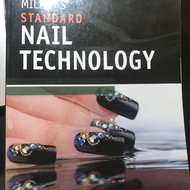 Milady's Standard Nail Technology Book
