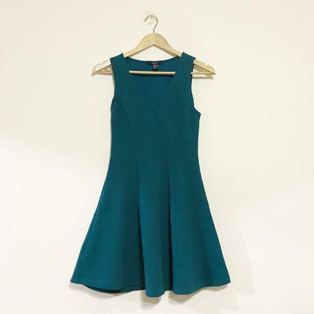 Mini A line dress Forever21