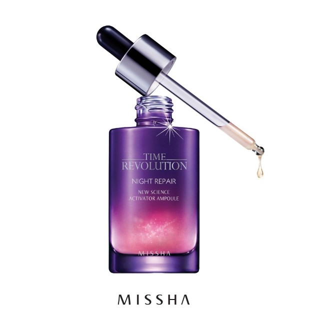 Missha time revolution night repair ampoule (50ml)