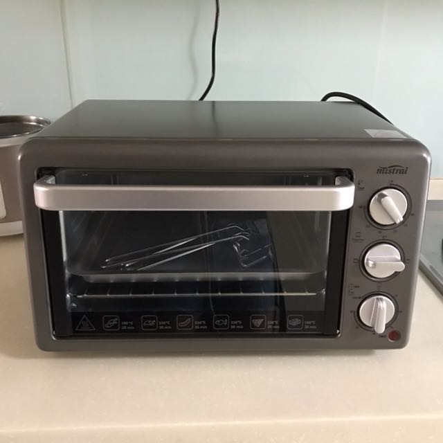 MISTRAL MO17D ELECTRIC OVEN (17L)
