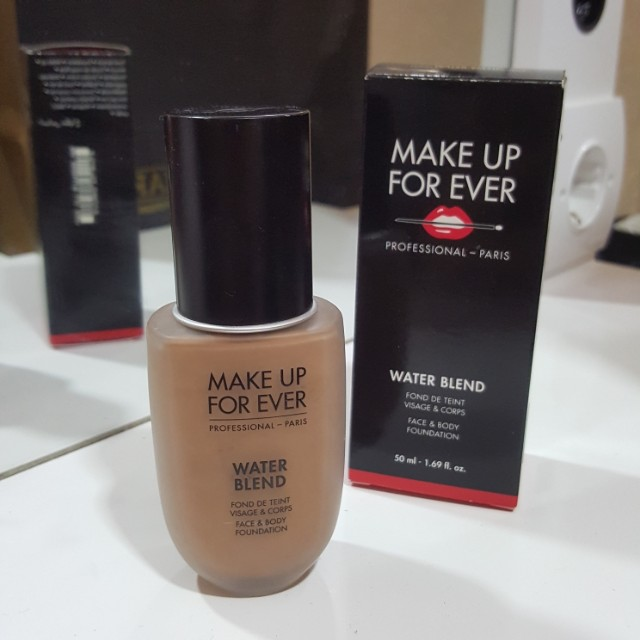 MUFE Water Blend Y415 Face & Body Foundation