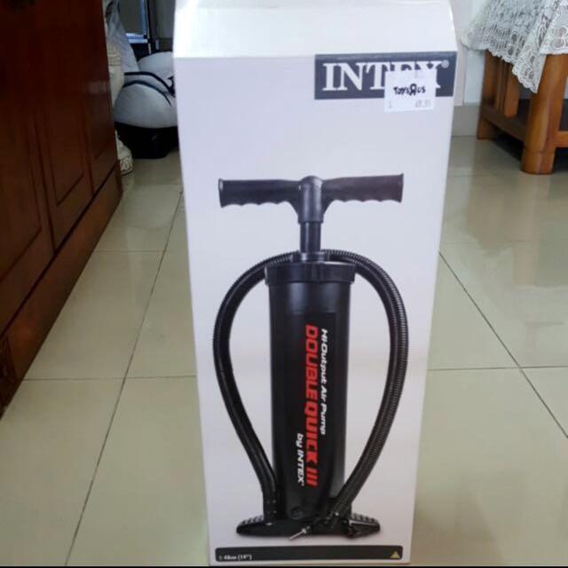 (NEW) INDEX Hi Output Air Pump