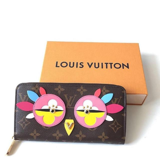 New Louis Vuitton Zippy Wallet