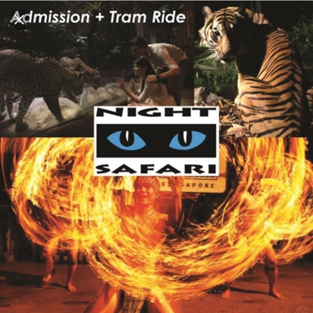 Night Safari Tickets