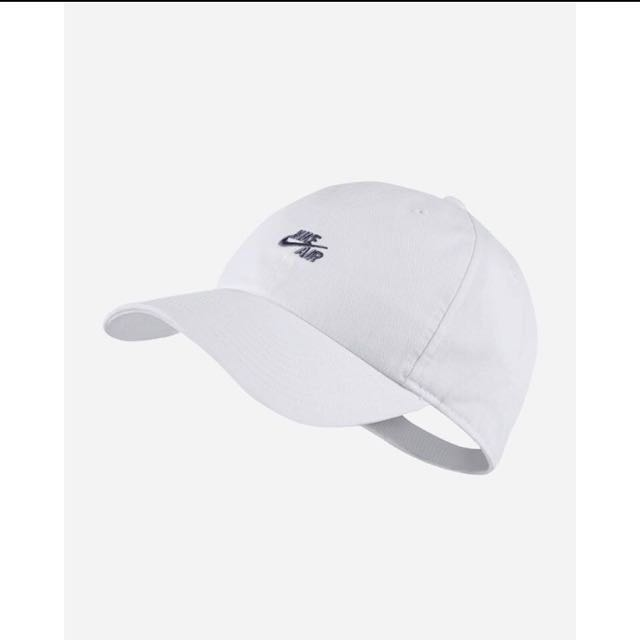 NIKE HERITAGE 86 CAP 小logo 刺繡 老帽 魔鬼氈 正版公司貨