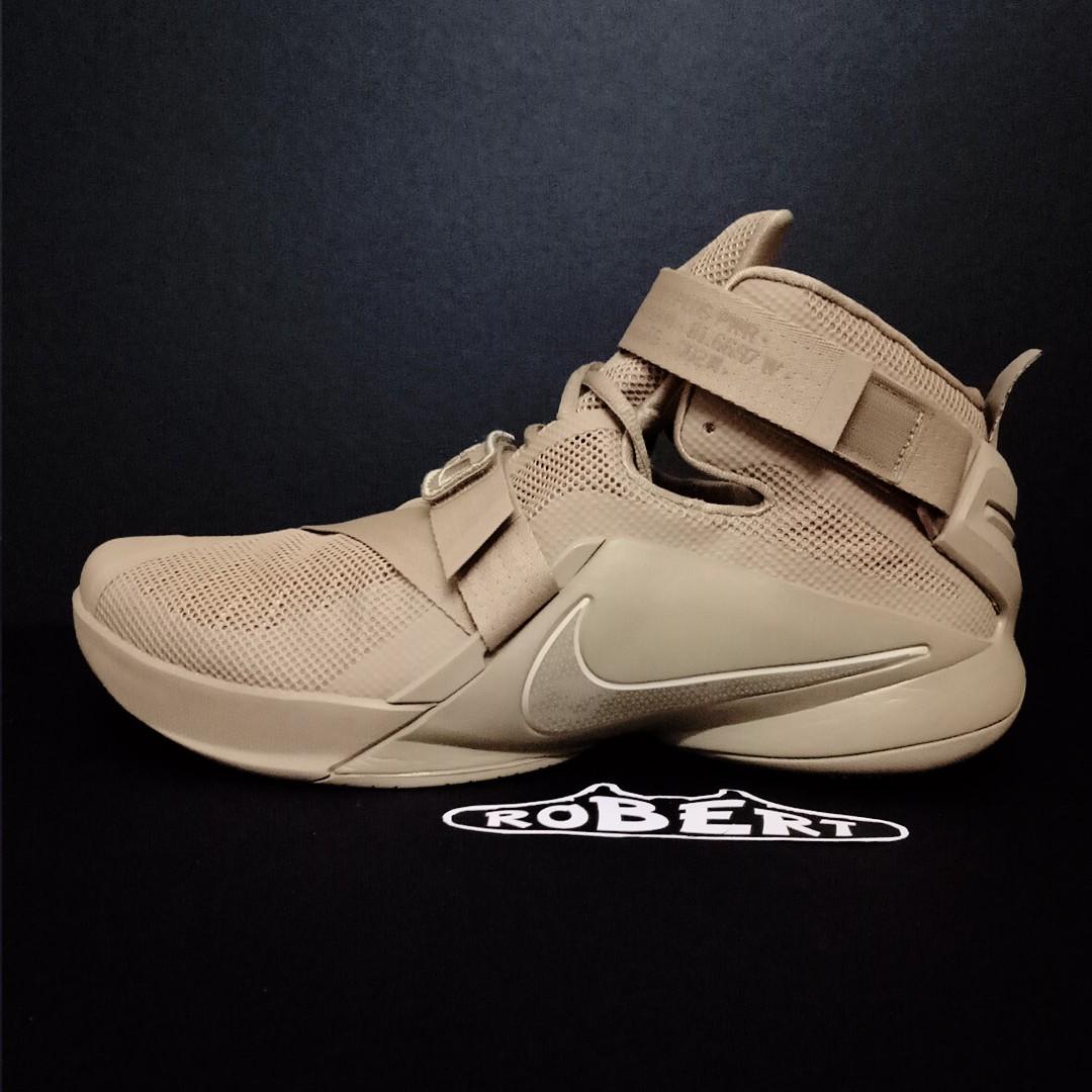 best website ee887 bdddf Nike LeBron Soldier 9