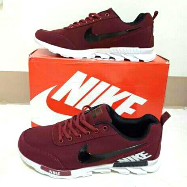 Nike Zoom maroon
