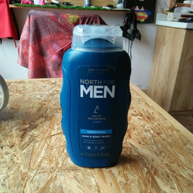North For Men By Oriflame