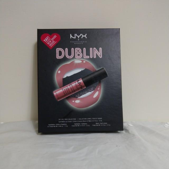 NYX 城市盤(Dublin)
