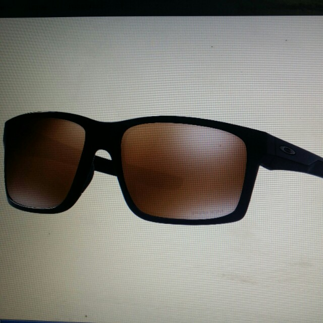5453698d691 Oakley Mainlink PRIZM Tungsten Polarized Sunglasses