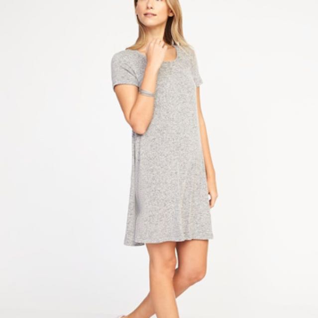 Old navy push up swing dress