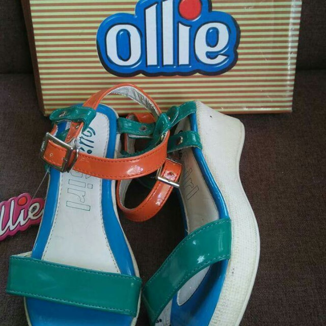 Ollie sandals size:1(32)