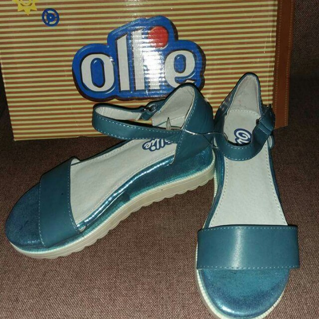 Ollie turquoise sandals size:13(31)