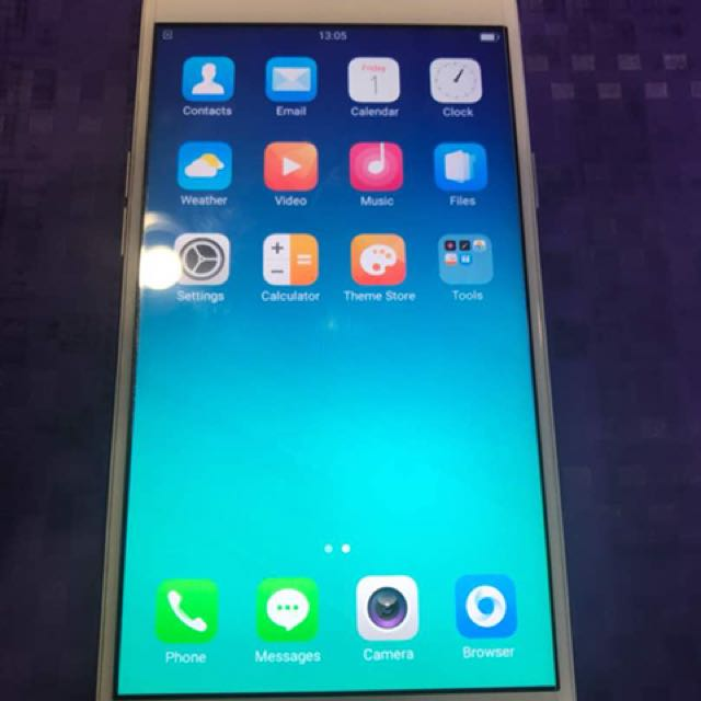 Oppo F1s second-hand