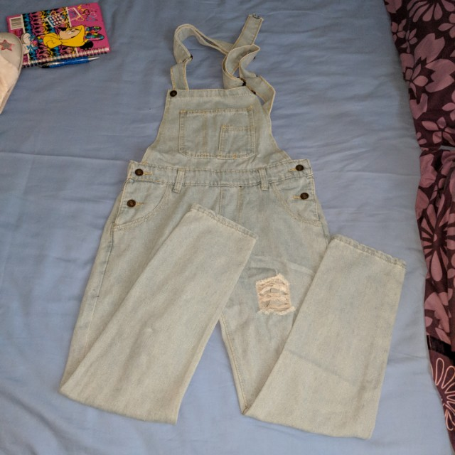 Overalls Size Small/8