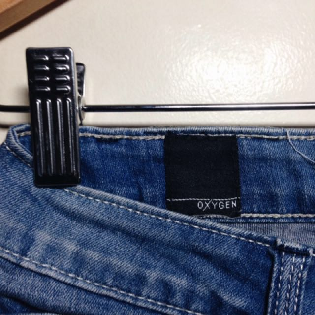 Oxygen Skinny Denim