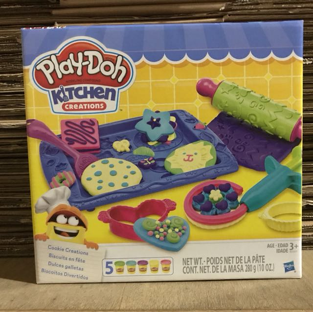 Play Doh Kitchen Creation Set Playdoh Babies Kids Toys Walkers