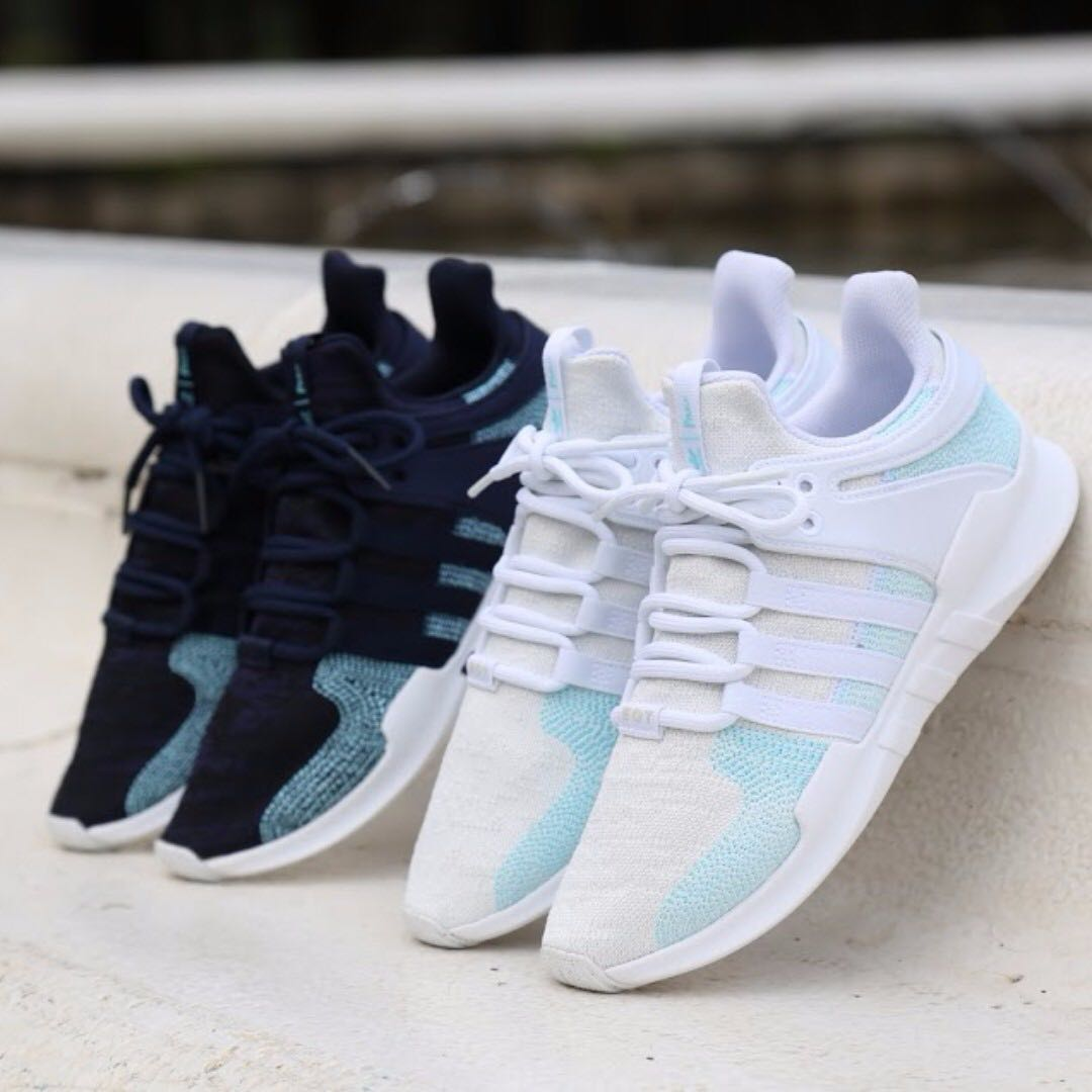 adidas originals men's eqt support adv pk ck parley