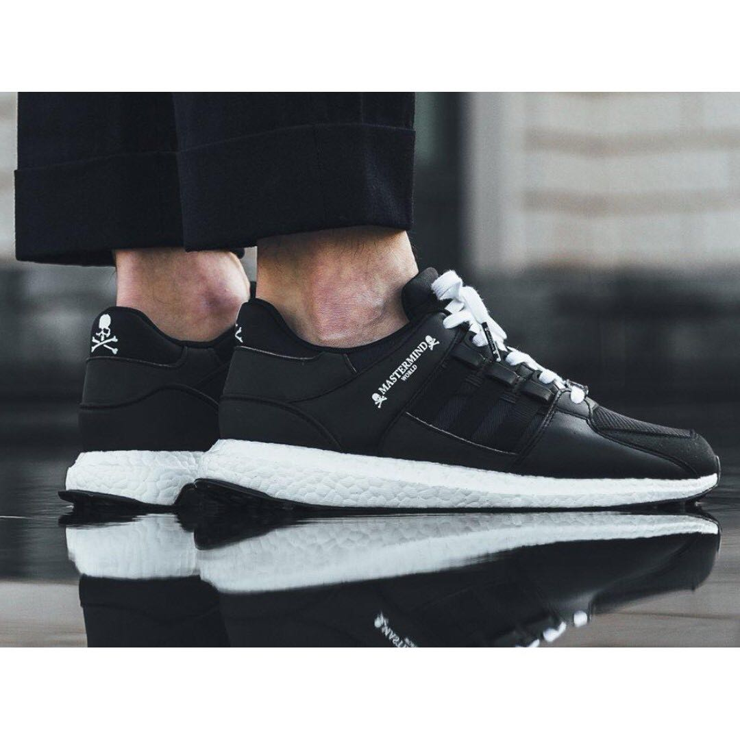 2e331a204ee6 PO) Mastermind x Adidas EQT Support Ultra Black