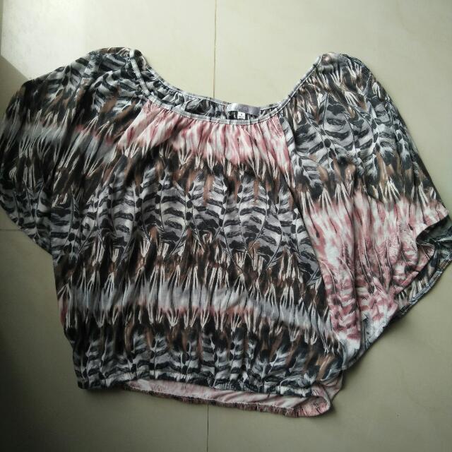preloved blouse size M msh bgs bgt