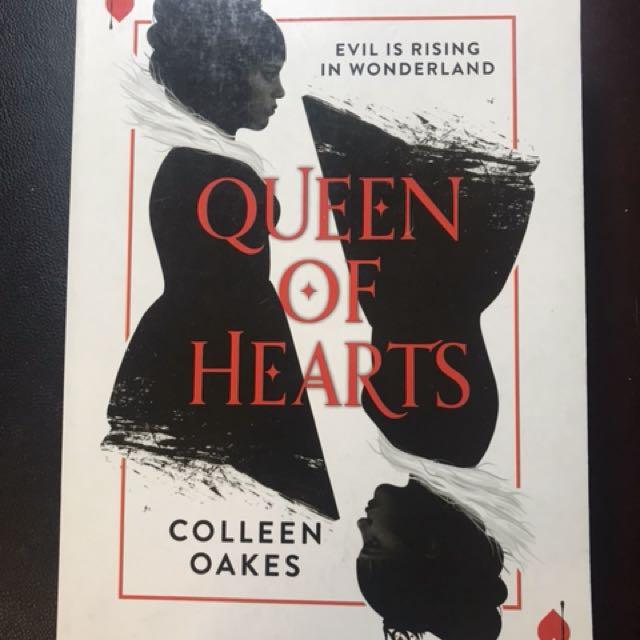 Queen Of Hearts Novel