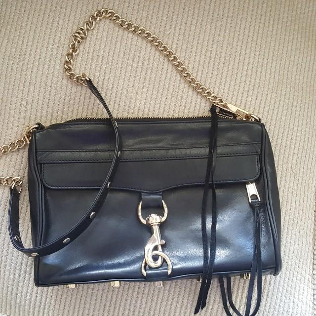Rebecca Minkoff MAC Daddy cross body purse