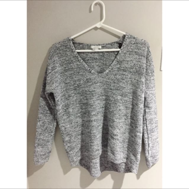Salt&pepper sweater