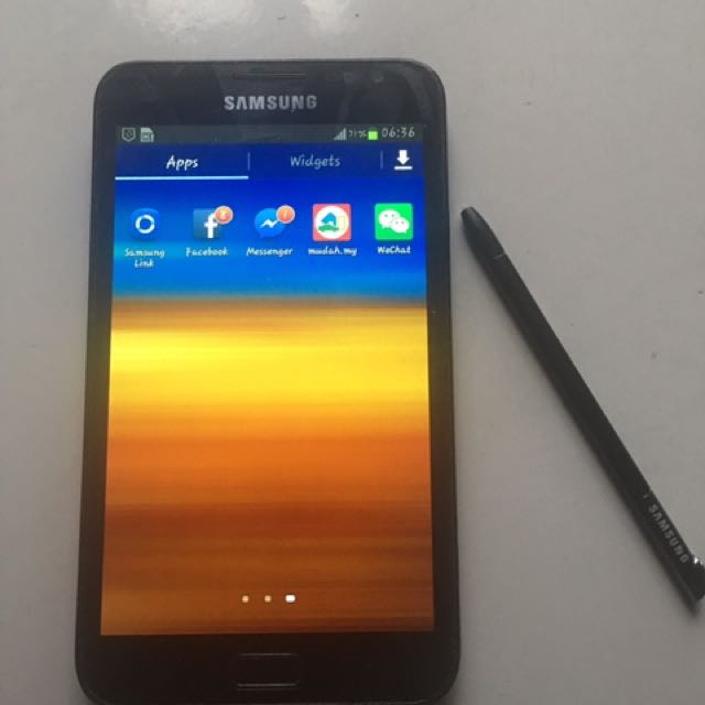 Samsung Note 1 Mobile Phones Tablets Android Phones Samsung On