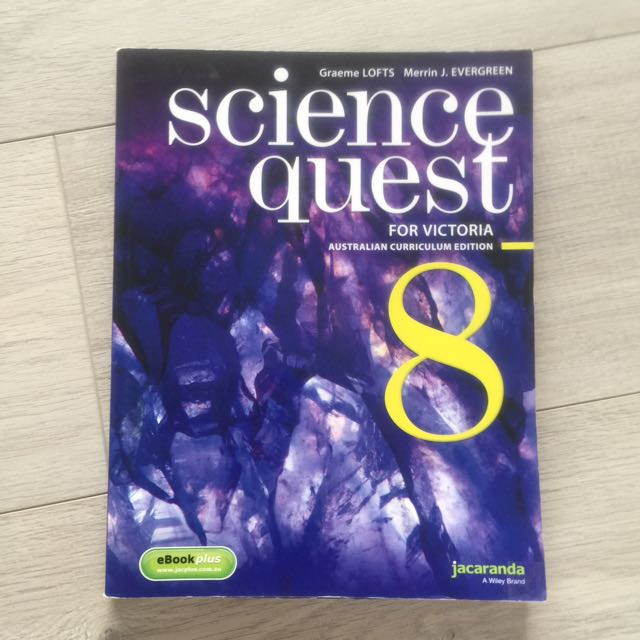 Science Quest 8