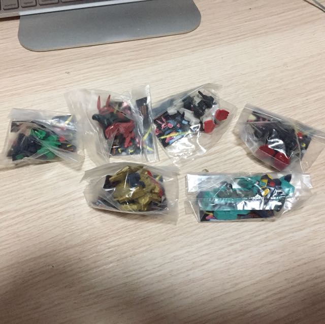 SD Gundam FullColor 扭蛋 Stage:7