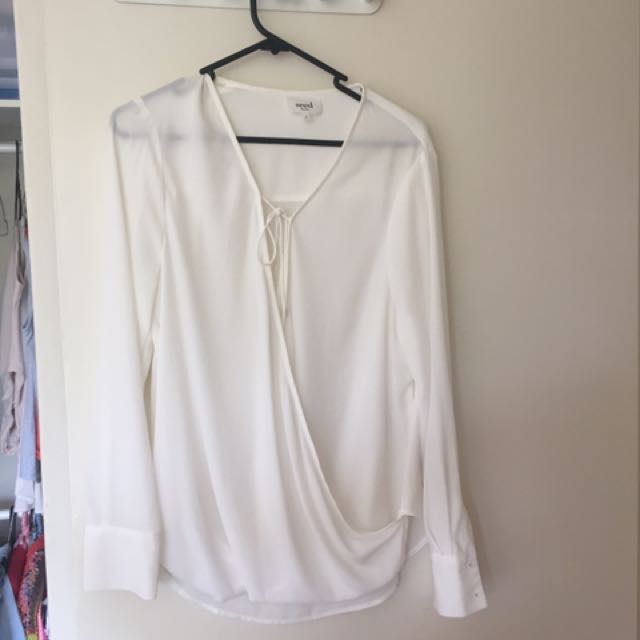 Seed Wrap Top