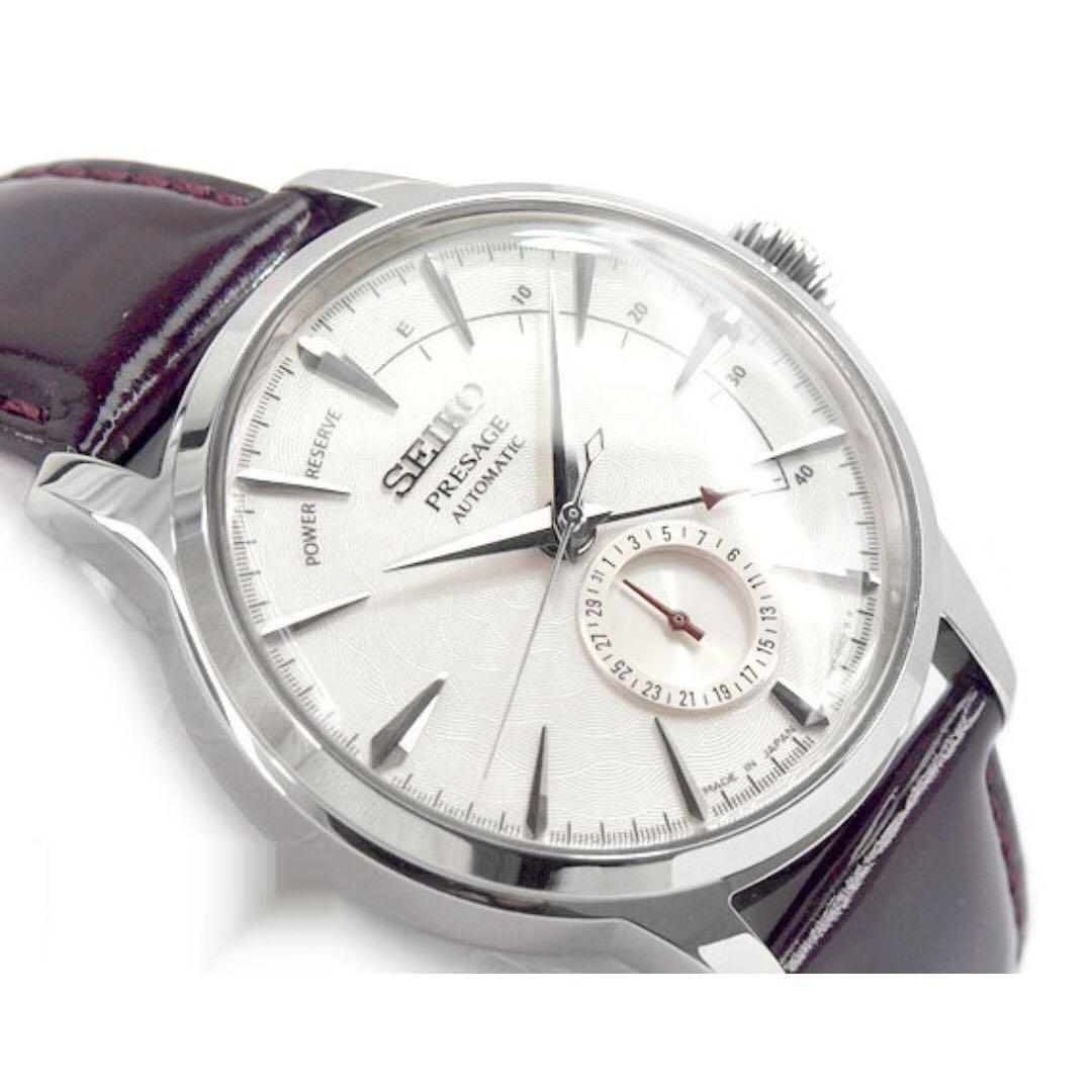 Seiko: Presage Automatic Watches