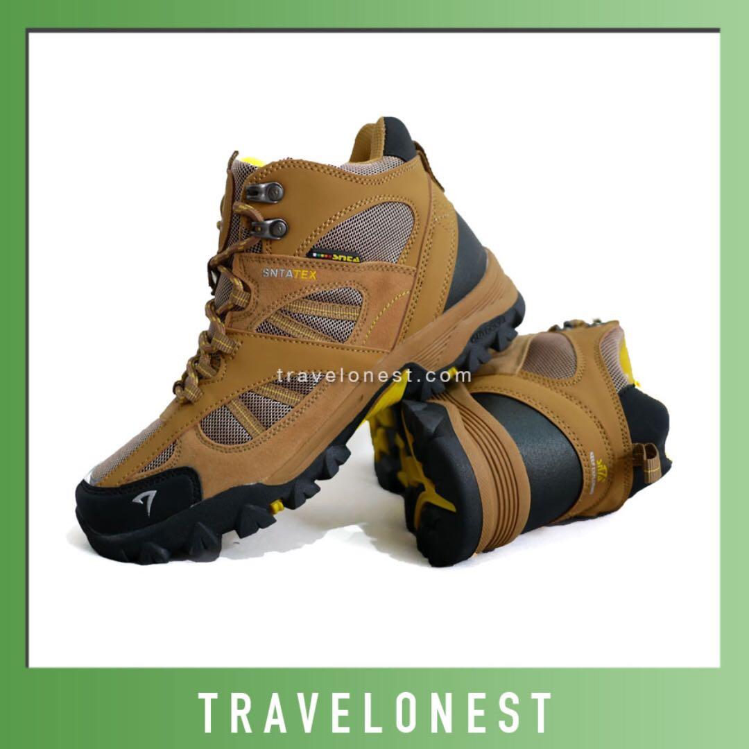 Snta Tali Sepatu Gunungolahraga Hitam Hijau Spec Dan Daftar Gunung 471 Series Trekking Hiking Outdoor 481 Brown Yellow Waterproof Footwear Olah Raga