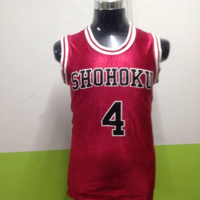 a2903f9b9 Shohoku Basketball Slam Dunk Akagi