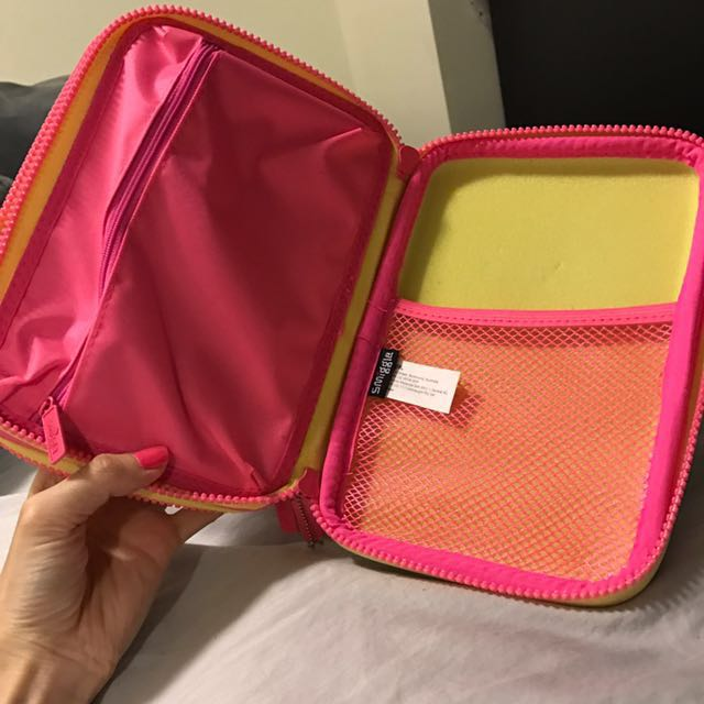 Smuggle double layer pencil case