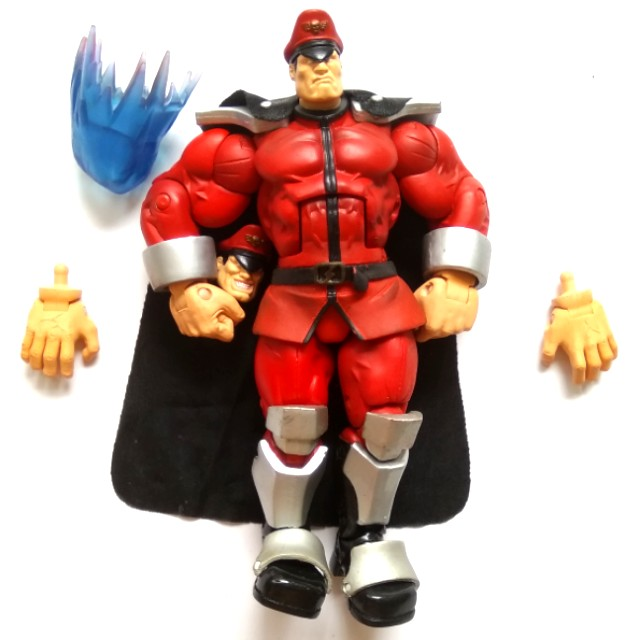 Sota M Bison Streetfighter 6 Scale Action Figure Toys Games