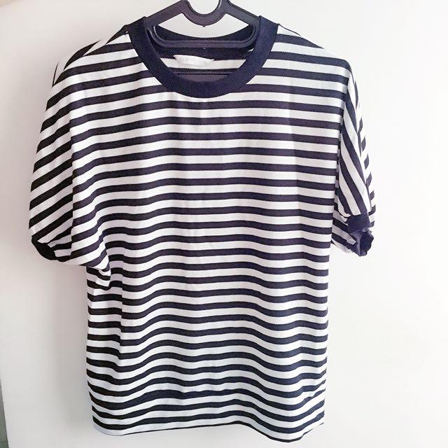 Stripe Sweater ORI FROM KL