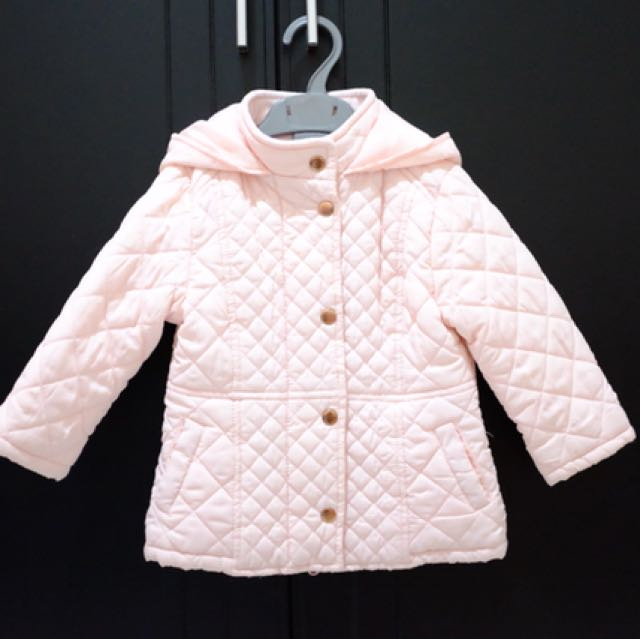 Target Pink Girlie Coat