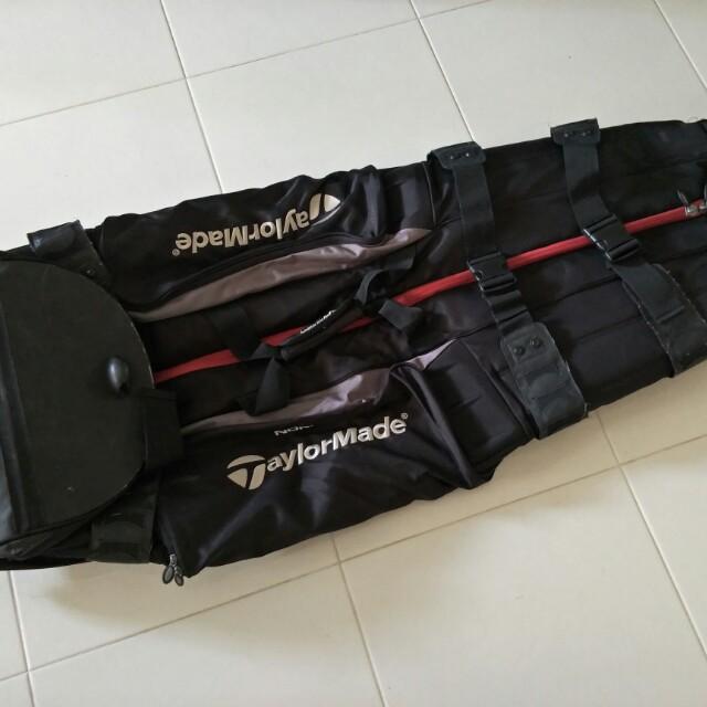 Taylormade Golf Travel Bag Sports Equipment On Carou