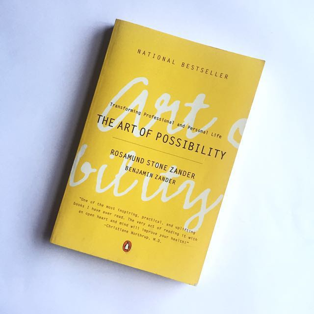 Image result for the art of possibility