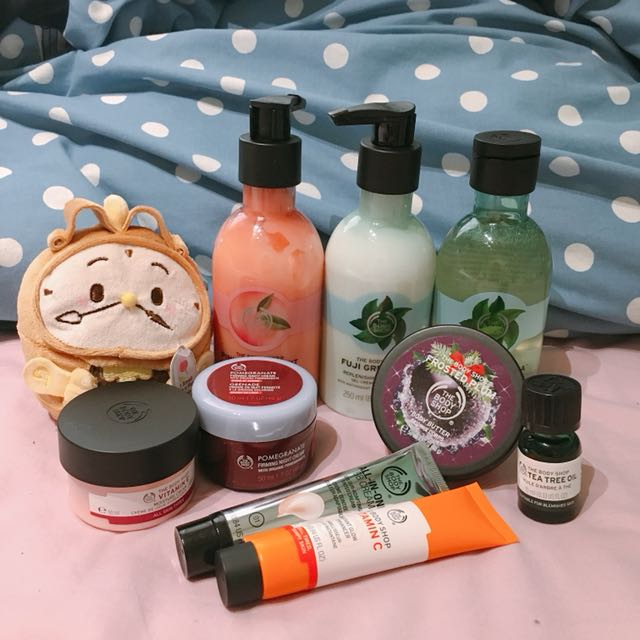 🇬🇧The body shop代購