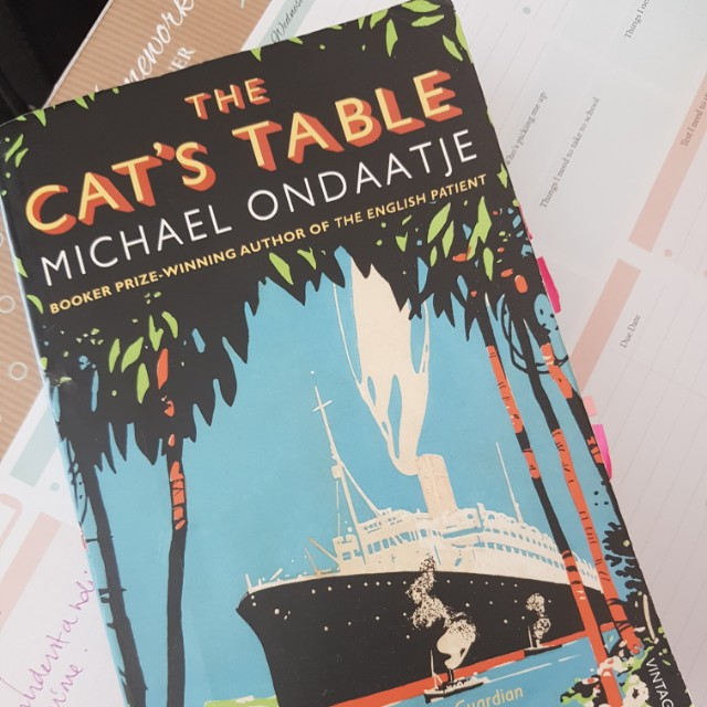 The cats table - ondaatje