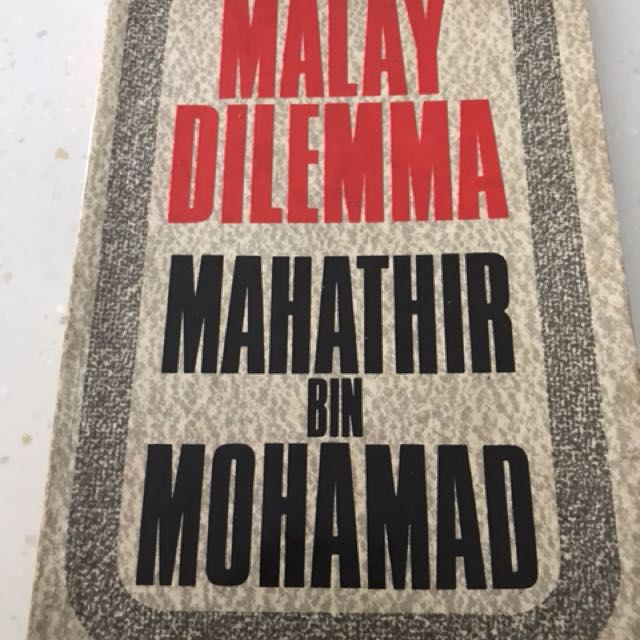 Image result for the malay dilemma 1970