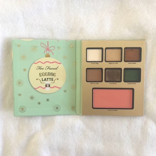 [TOO FACED] Eggnog Latte Palette & [BH COSMETICS] Be...by Bubzbeauty